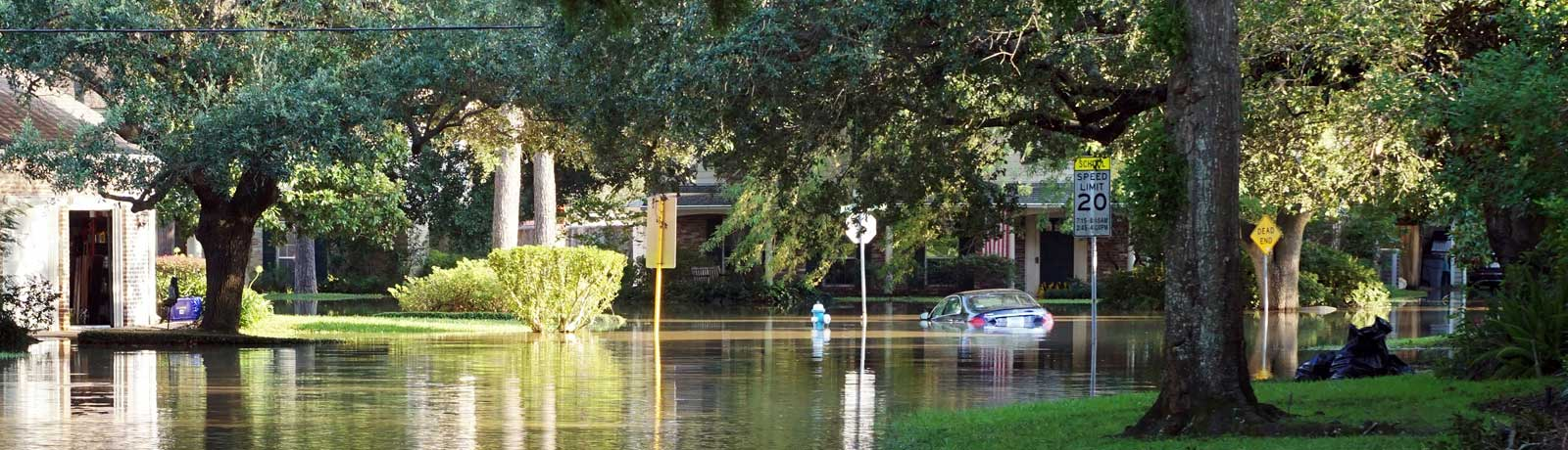 Bishop Claims Flood Services